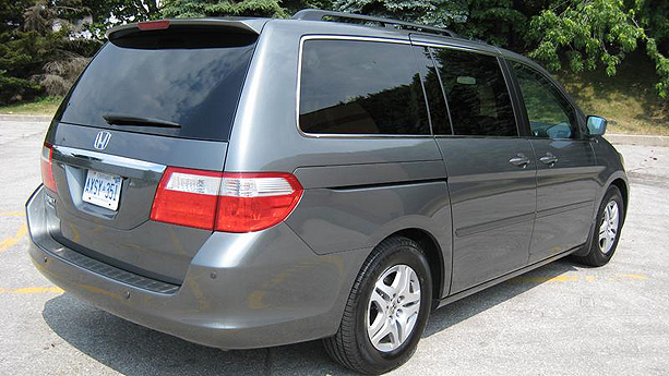 2005 2010 Honda Odyssey Auto Show By Auto Trader