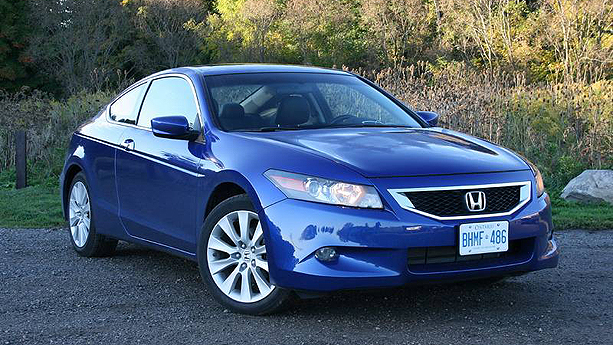 2010 Honda Accord EX-L V6 Coupe