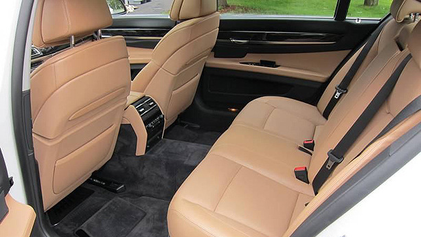 2011 BMW ActiveHybrid 7
