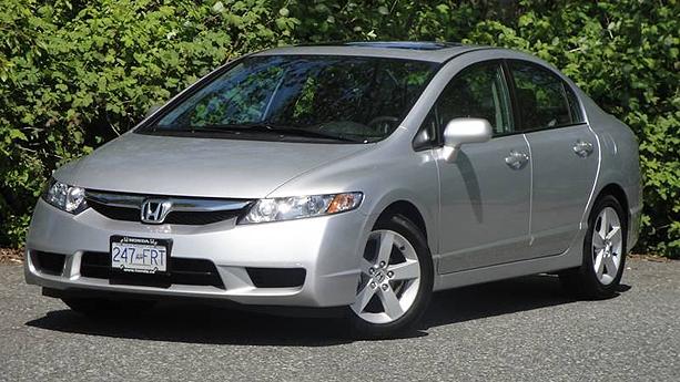 2010 Honda Civic Sedan Sport