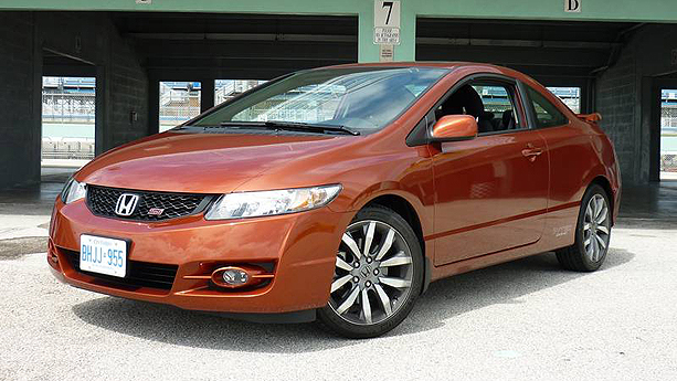 2010 honda civic si coupe auto show by auto trader. Black Bedroom Furniture Sets. Home Design Ideas