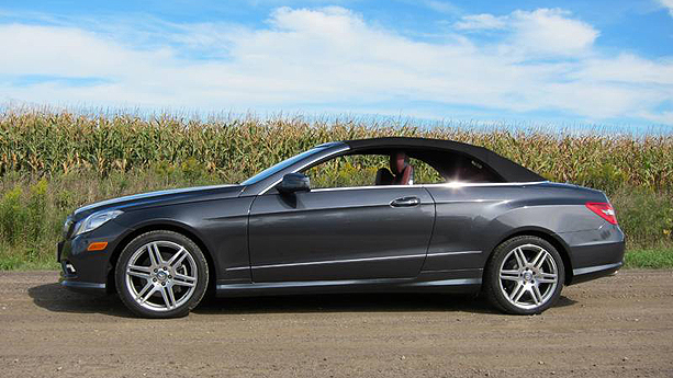 2011 mercedes benz e350 cabriolet auto show by auto trader for 2011 mercedes benz e350 for sale