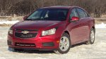 2011 Chevrolet Cruze LT Turbo+