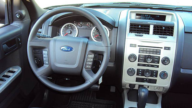 2011 Ford Escape Xlt Awd Four Cylinder Auto Show By Auto
