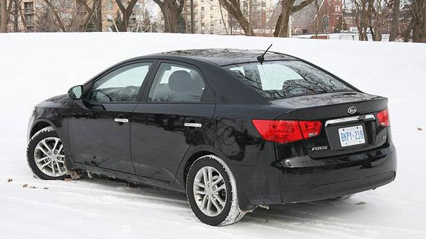 2011 Kia Forte Ex Sedan Auto Show By Auto Trader
