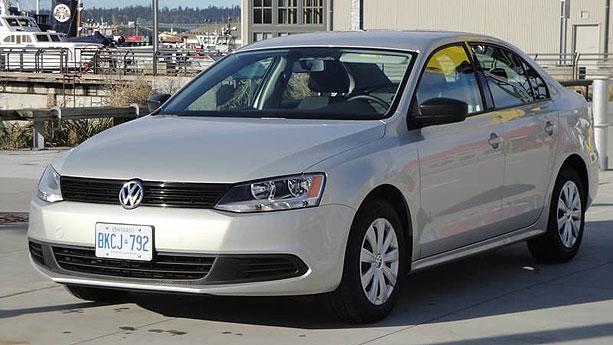 2011 Volkswagen Jetta Trendline Auto Show By Auto Trader