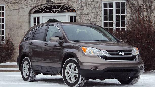 2011 Honda Cr V Exl. 2011 Honda CR-V EX-L Navi