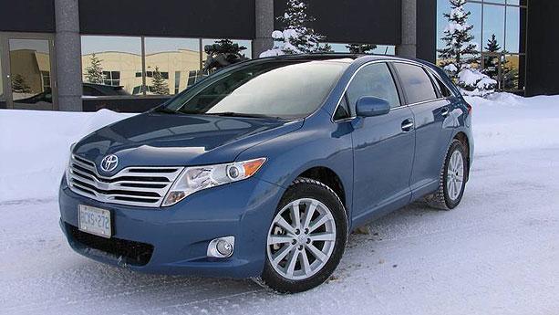 2011 Toyota Venza Awd Auto Show By Auto Trader