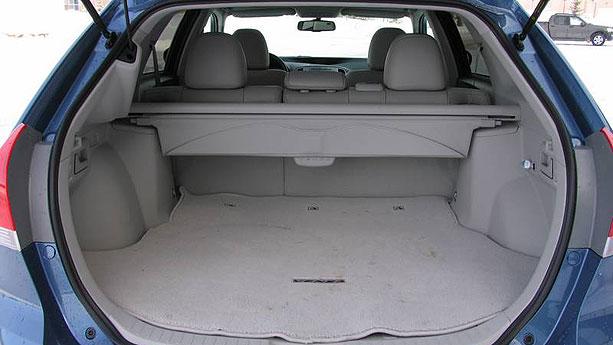 2011 Toyota Venza AWD