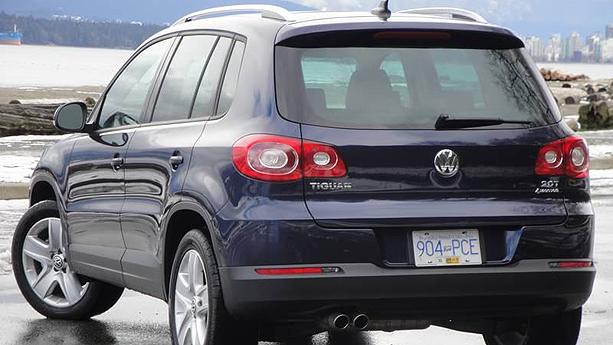 Volkswagen Tiguan Gw