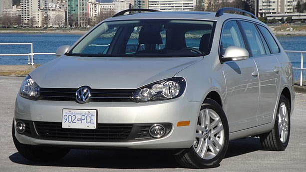 2011 Volkswagen Golf Wagon TDI