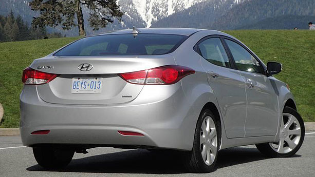 2011 Hyundai Elantra Limited Auto Show By Auto Trader