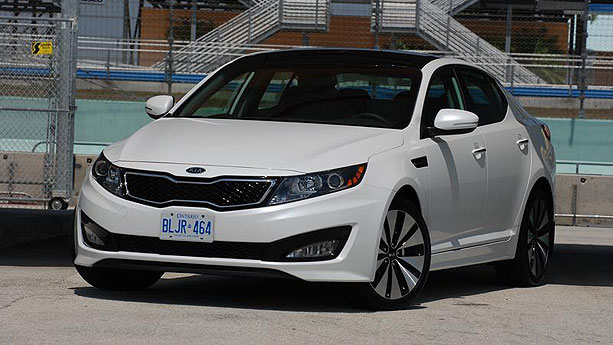 2011 Kia Optima SX