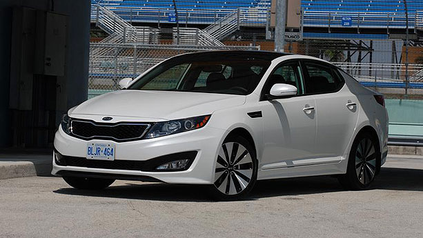Kia Optima Sx. 2011 Kia Optima SX