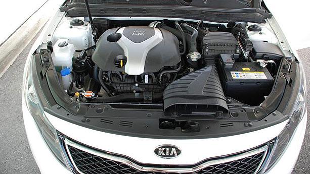 2011 Kia Optima SX