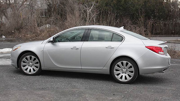 2011 Buick Regal Turbo