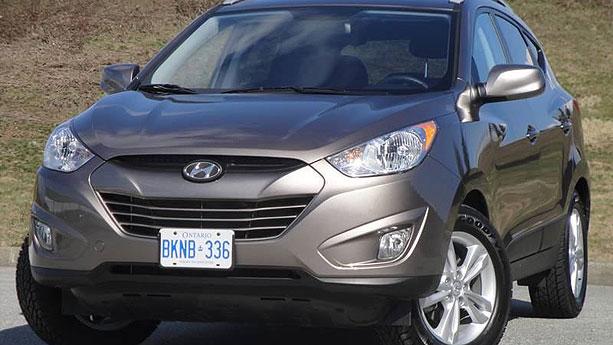 Image Result For  Hyundai Tucson Gls Awd