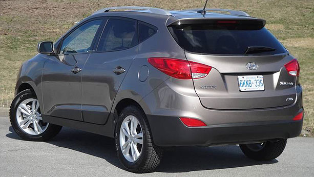 2011 Hyundai Tucson Gls Awd Auto Show By Auto Trader
