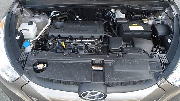 2011 Hyundai Tucson GLS AWD