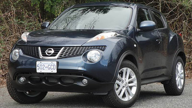 2011 Nissan Juke SL FWD